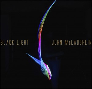 John McLaughlin - Blacklight album cover